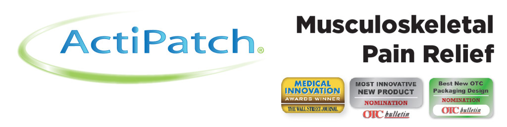 ActiPatch Pain Relief Corp Web Header ver2-01