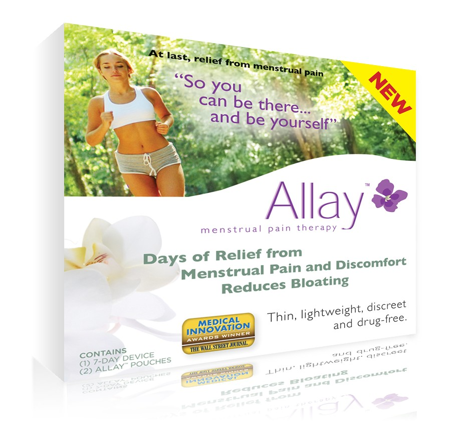 Allay Menstrual Pain Relief