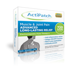 ActiPatch Muscle & Joint Pain Relief Boots 2014